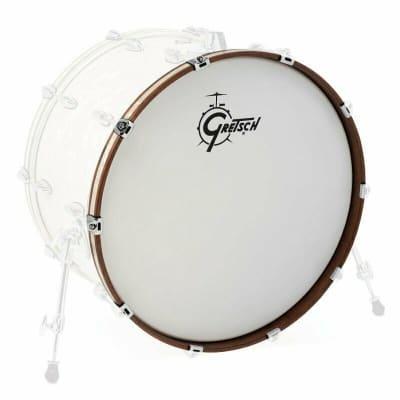 Gretsch Renown 22-inch Bass Drum Hoop - Vintage Pearl - GDRN0222VP