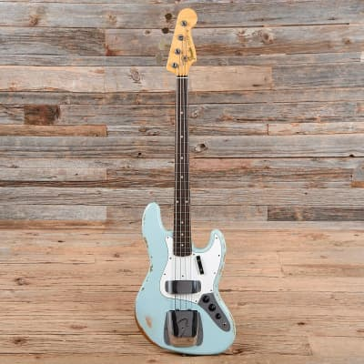 Fender Custom Shop '63 Jazz Bass Relic