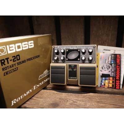 Boss RT-20 Rotary Ensemble Leslie simulator for sale