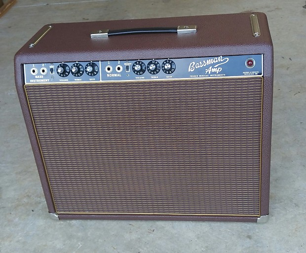 Fender Bassman amp cabinet convert your head into a 1-12 | Reverb