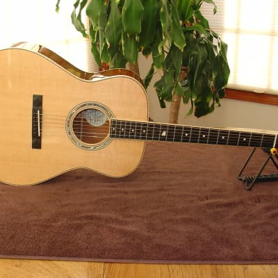 Knaggs Potomac T2 Sitka Spruce top, Mahogany back  2018 for sale