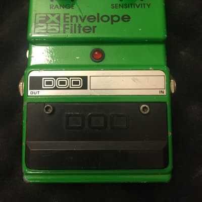 DOD FX25 Envelope Filter Vintage Kermit the Frog Green for sale