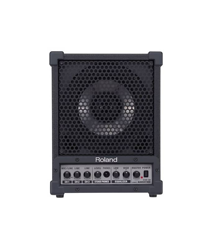roland cm 30 cube monitor bailey brothers music company reverb. Black Bedroom Furniture Sets. Home Design Ideas