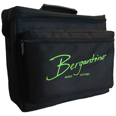 Bergantino B Amp Carry Bag,  NOW SHIPPING! Authorized Dealer! Free Shipping With Amp Purchase