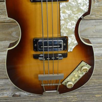 Hofner 500/1 Bass 1968