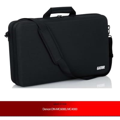 Gator Cases Molded EVA Equipment Case for Denon DN-MC6000, MC4000