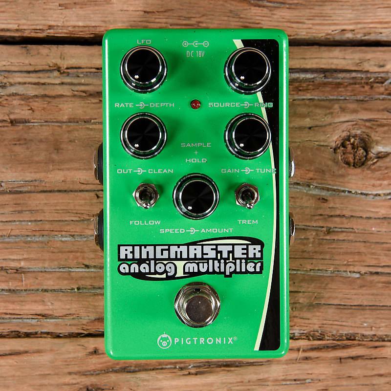 Pigtronix Ringmaster Ring Modulator Analog Multiplier MINT