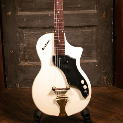Vintage Airline 7214 Amp-In-Case Electric Guitar for sale