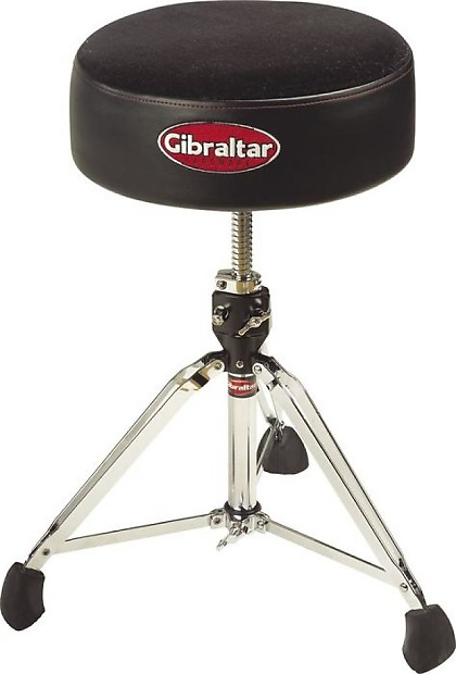 Gibraltar 9608 Sft Softy Round Drum Throne Sound Pure