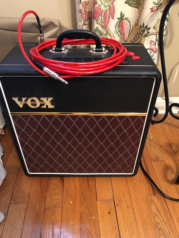 Upgraded Vox AC4C1-12 4-Watt 1x12 Tube Guitar