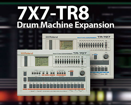 roland aira tr 8 drum machine 7x7 tr8 expansion combo reverb. Black Bedroom Furniture Sets. Home Design Ideas