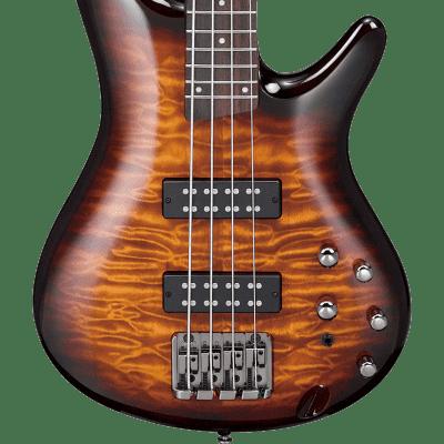 Ibanez SR400EQM Standard Series  4 String Electric Bass - Dragon Eye Burst for sale