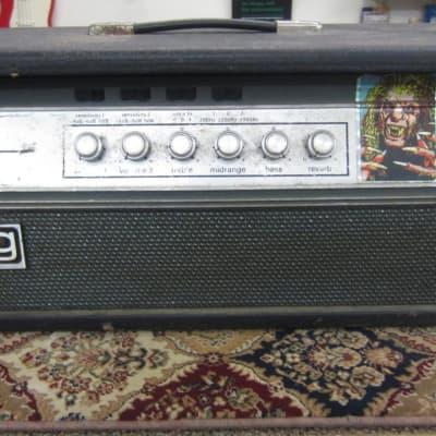 Ampeg V-4 Amplifier Vintage 1970s