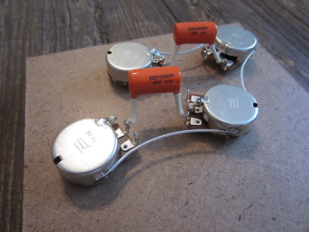 Enjoyable Les Paul 50S Style Wiring Harness Bourns Pdb241 500K Pots Reverb Wiring Cloud Hisonuggs Outletorg