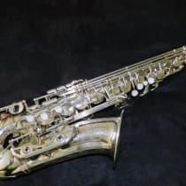 Yamaha YAS-62IIS Alto Saxophone 1990s Silver image