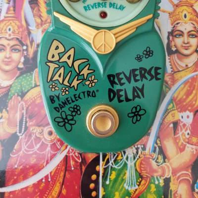 Danelectro Back Talk Reverse Delay for sale