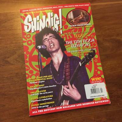 Shindig Magazine Vol 2 Issue 7 - 13th Floor Elevators, Texas Psychedelia - 2008