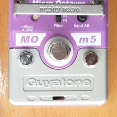 Guyatone Japan MO-m5 Micro Octaver-Mighty Micro series OC-2 voiced Octave for sale
