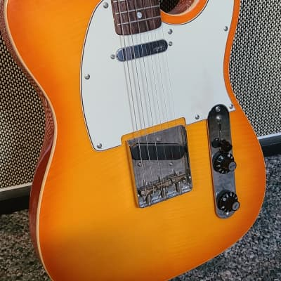Xaviere PRO840  With GFS Active Pickups for sale