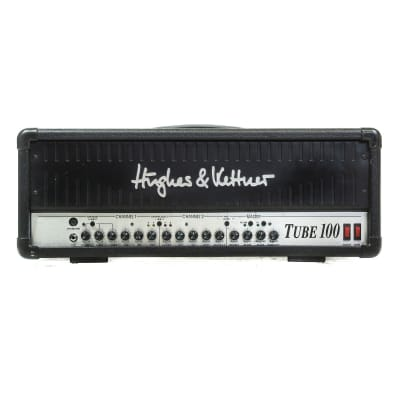 Hughes & Kettner Tube 100 2-Channel 100-Watt Guitar Amp Head