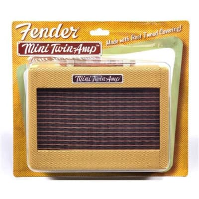 Fender Mini '57 Twin-Amp with Tweed Cover