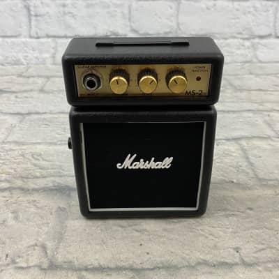 Marshall MS-2 Mini Amp Bass Amp for sale