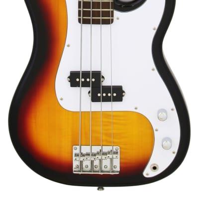 Aria Pro II STB-PB 3 Tone Sunburst for sale