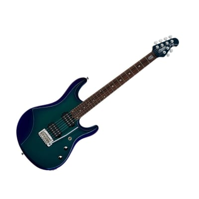 Sterling by Music Man John Petrucci Signature Mystic Dream Electric Guitar for sale