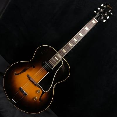 1952 Vintage Gibson ES150 Sunburst #Z216334