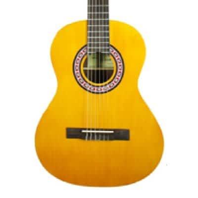 Tanara Classsical 1/2 Size Natural Guitar TC12NT for sale