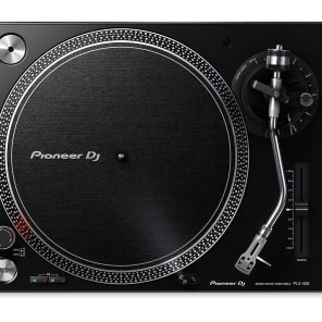Pioneer PLX-500-K Direct Drive DJ Turntable