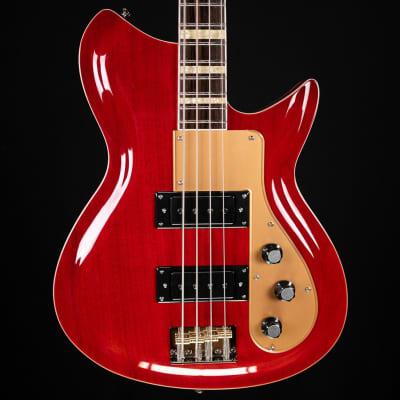 Rivolta Combinata Bass VII - Rosso Red for sale