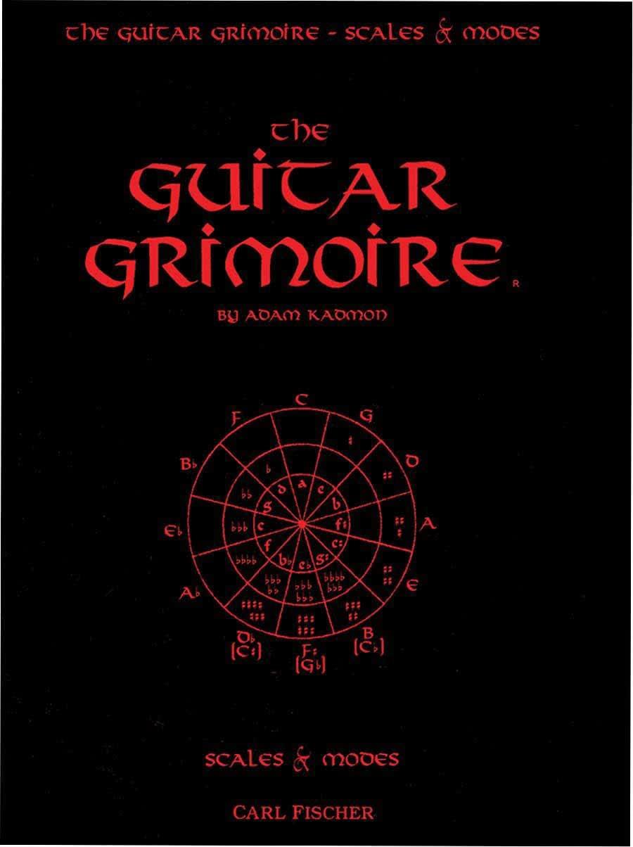 The Guitar Grimoire A Compendium Of Formulas For Guitar Reverb