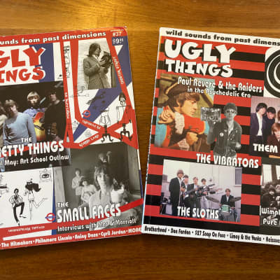 Ugly Things Magazine Issues 32 and 37