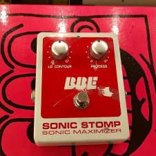 BBE Sonic Stomp - Sonic Maximizer