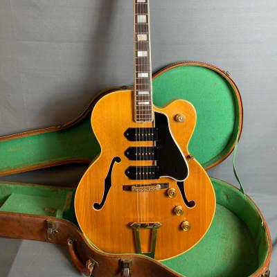 Gibson  ES 5  1955 Natural blonde