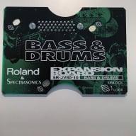 Roland SR-JV80-10 Bass & Drums by Spectrasonics