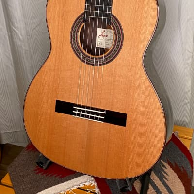 Picado Model 53 Classical Guitar Cedar & Indian Rosewood w/case *made in Spain for sale