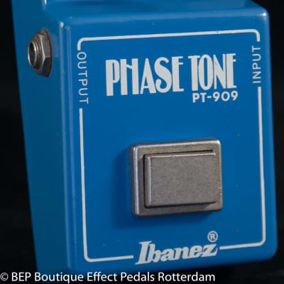 "Ibanez PT-909 Phase Tone 1981 Japan s/n 161622 with ""R"" logo"