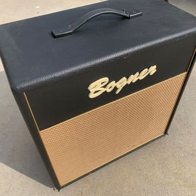 Bogner Shiva Closed Back Dual Ported 1x12