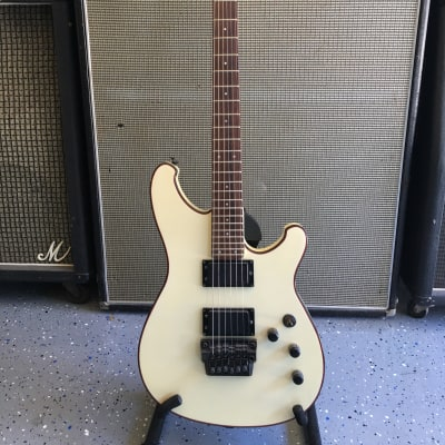 Ibanez Roadstar II White 1985 for sale