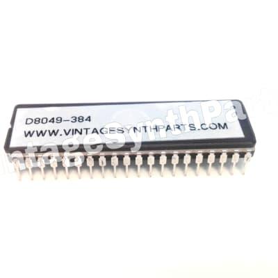 KORG POLY-61 MAIN CPU - D8049C-384 MASK ROM CPU KEYBOARD PROCESSOR - NEW POLY61
