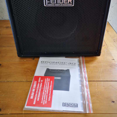fend204 FENDER BRONCO AMPLIFIER COMBO VINYL AMP COVER