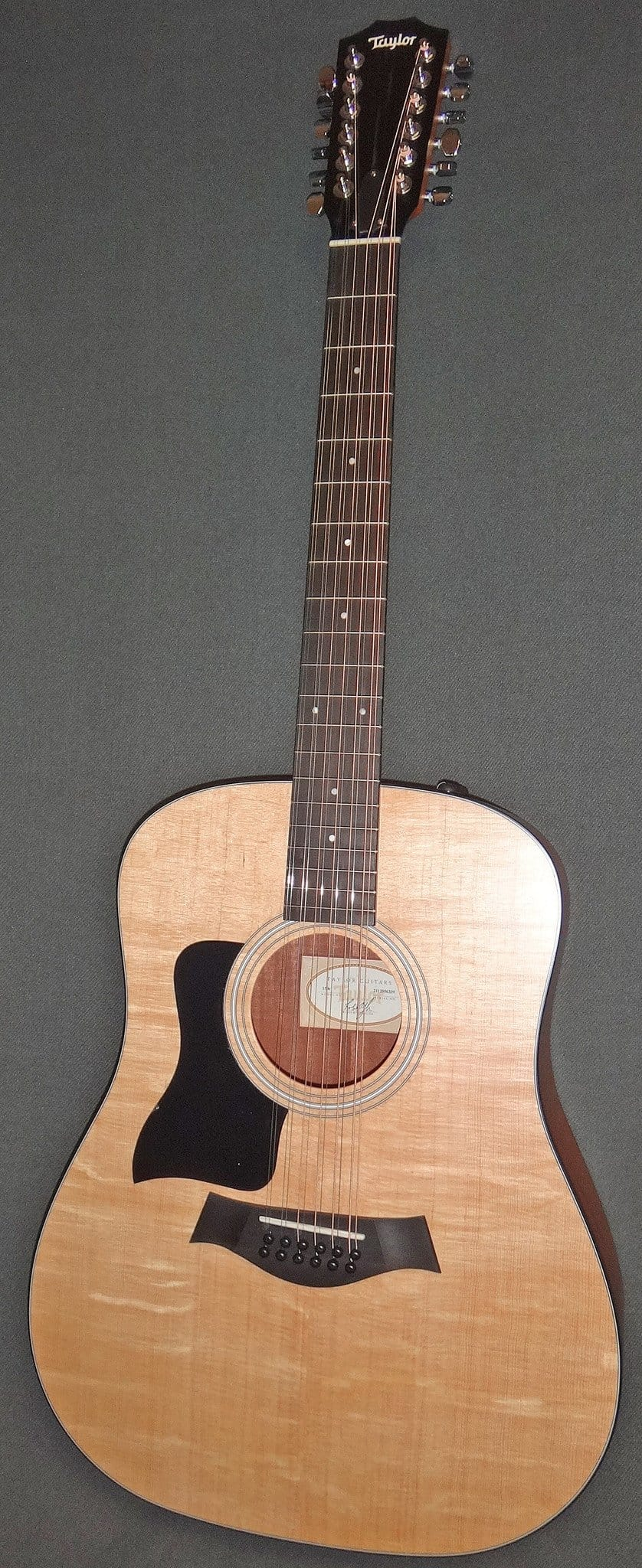 Taylor 150E Left Handed 12 String Dreadnought Acoustic