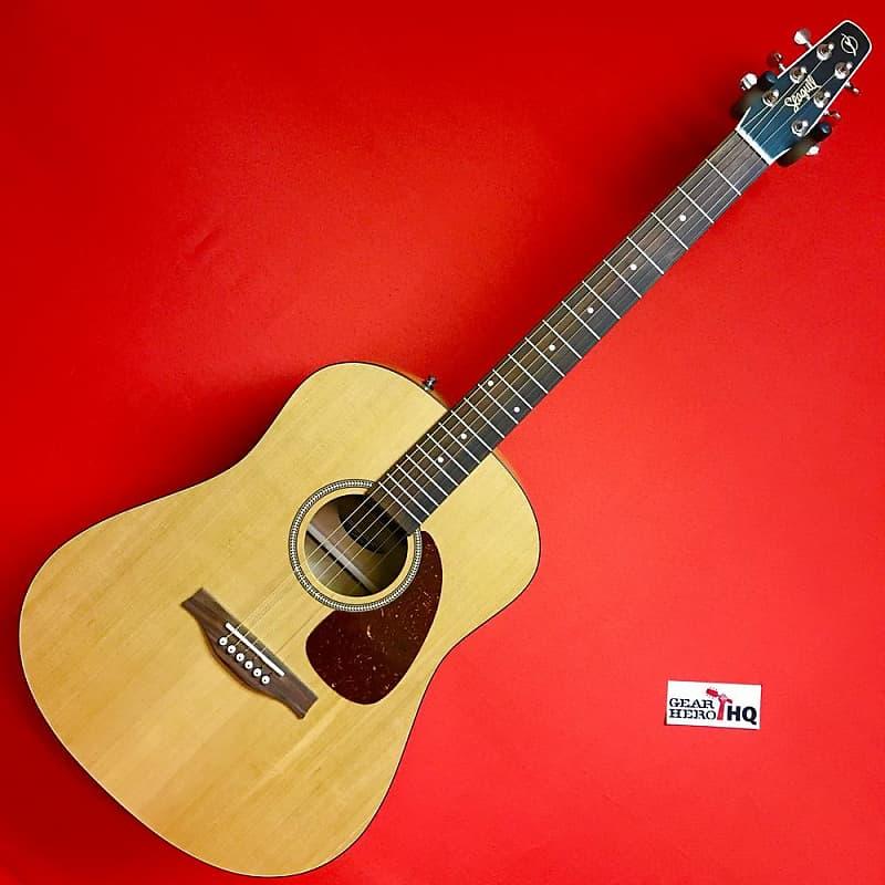 used seagull s6 original acoustic guitar see description reverb. Black Bedroom Furniture Sets. Home Design Ideas