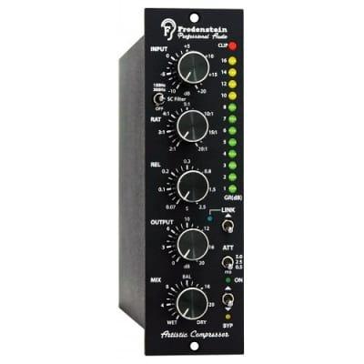 Fredenstein Artistic Comp 500 Series Compressor Module New w/Warranty | Atlas Pro Audio!