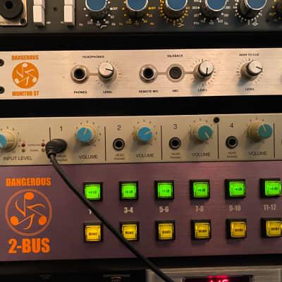 Dangerous Music 2-BUS 16-Channel Analog Summing Box 2001 - 2015