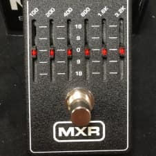 MXR M109 6-Band Graphic EQ Authorized Dealer!!
