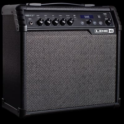 Spider V 30 MKII 30 Watt Guitar Amp Mk II with Modeling and Effects, enhanced sound and feel, updated look for sale