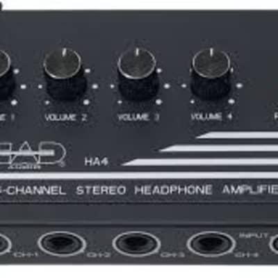 HA4 CAD Headphone Amp